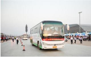 宇通成全国民族运动会首席合作伙伴 1800辆宇通客车服务盛会