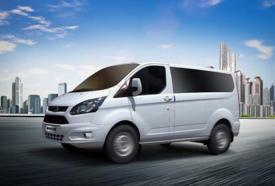 定制客运路线 福特新全顺商旅型引领出行新方式