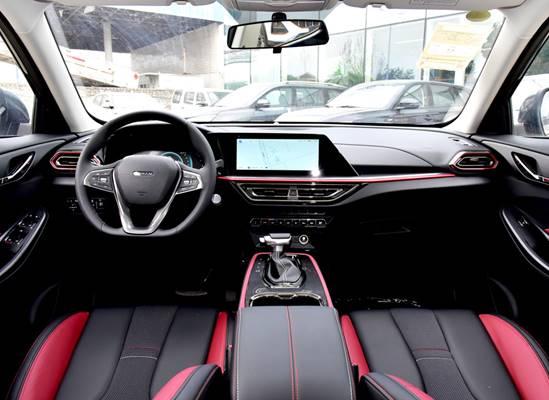 瑞虎7 PLUS标配超舒适、超智能的智慧娱乐座舱,超越欧尚X5!